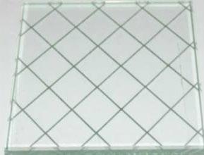昆山夹丝玻璃